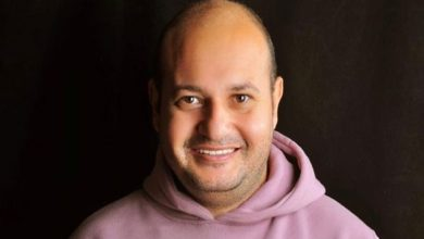 صورة رضا السيد شيف في فيلم «العميل صفر»
