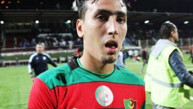 صورة عبد الله المؤذن يرحل عن مولودية الجزائر