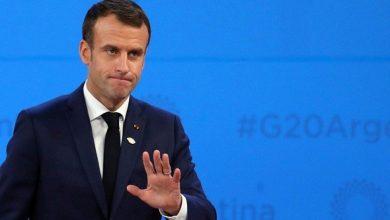 صورة فرنسا تهدد روسيا بفرض عقوبات بسبب سلوكها في أوكرانيا