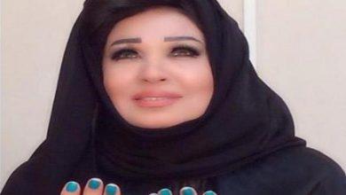 صورة فيفي عبده تسأل جمهورها الدعاء بالشفاء لمحمد الصغير