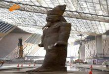 صورة في مثل هذا اليوم… نقل تمثال الملك رمسيس الثاني