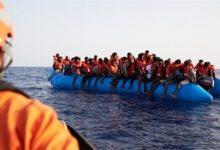 صورة قافلة جديدة للمهاجرين تصل إلى جواتيمالا والمكسيك تشدد الرقابة الحدودية