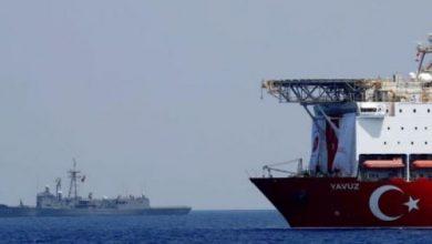 صورة قراصنة يحتجزون سفينة تركية قبالة السواحل النيجيرية