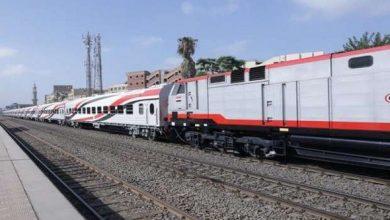 صورة السكة الحديد تعلن سقوط عجلة بقطار الإسكندرية دون إصابات