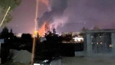 صورة لبنان: انفجار مستودع للمحروقات يفضح حجم التهريب