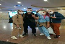 صورة مدونون من أوكرانيا في زيارة تعريفية إلى مصر تنشيطا للسياحة
