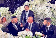 صورة نادر حمدي يعقد قرانه على سارة حمدي