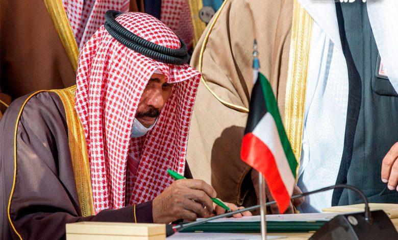 سمو الأمير يتلقى التهاني بتوقيع بيان العلا