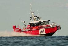 صورة شركة ميتالكرافت: إنجاز قارب إنقاذ لمصلحة قوة الإطفاء العام بسرعات عالية
