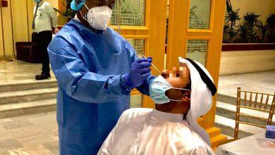 صورة 467 إصابة بـ«كورونا» ووفاة وشفاء 354 حالة