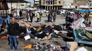 انتحاريان يقتلان العشرات في «ساحة الطيران» ببغداد