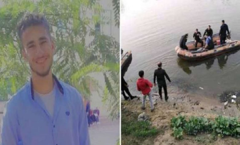 41 غواصا و9 ضباط من الإنقاذ النهري للبحث عن «غريق بلبيس»