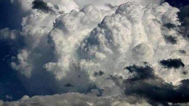 صورة أمطار وسُحب رعدية وأتربة وضباب وتدنٍّ ب