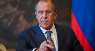 صورة عاجل – وزير الخارجية الروسي يُعلن إصابته بـ #كورونا