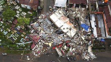 صورة ارتفاع حصيلة ضحايا زلزال إندونيسيا لـ 81 قتيلاً
