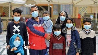 صورة 813 إصابة جديدة بكورونا في العراق
