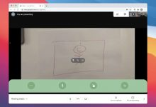 صورة Overviewer .. يساعد المعلمين في عرض المواد عبر Zoom