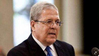 صورة Tunus Dışişleri Bakanı: Tüm tedbirlere uymama rağmen koronavirüse yakalandım