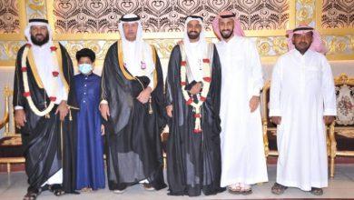 آل المجايشي يحتفلون بزواج عبدالرحمن - أخبار السعودية