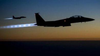 صورة أميركا تقصف «ميليشيات إيرانية» في شرق سوريا