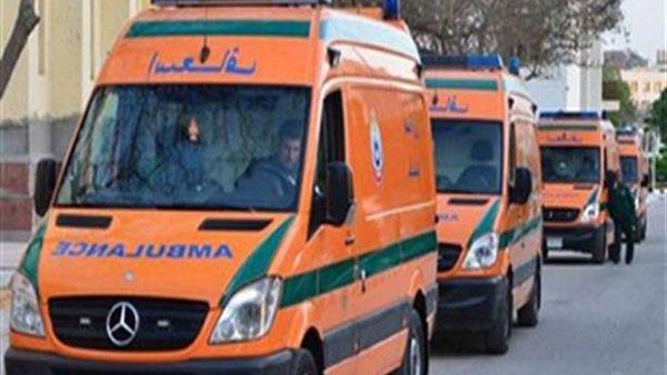 إصابة 30 شخصا فى حادث انقلاب أتوبيس بطريق أبوسمبل جنوب أسوان