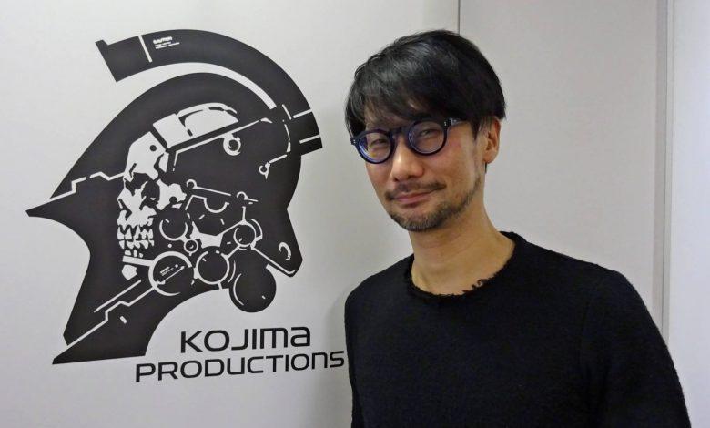 Hideo kojima Kojima Productions