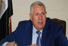 صورة وزير الزراعة المصري يبحث مع محافظ الوادي تنمية الثروة السمكية