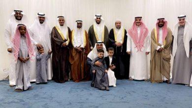 احتفال الناشري والكلابي بزواج خالد - أخبار السعودية