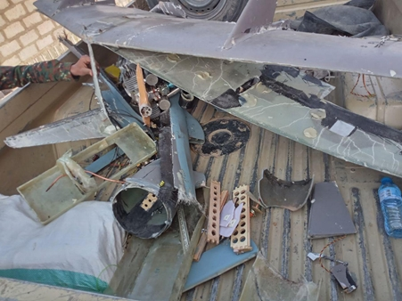 التحالف: اعتراض وتدمير طائرة مسيرة حوثية تجاه خميس مشيط