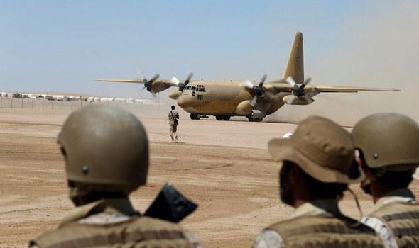 التحالف العربي ينجح في التصدي لهجوم حوثي على مطار أبها