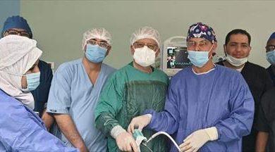 صورة الرعاية الصحية تطلق أول ورشة عمل لجراحات الأطفال والمناظير والعيوب الخلقية بالأقصر