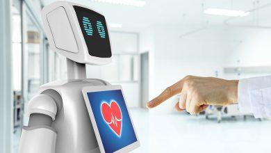صورة بعد كورونا.. هكذا تطور استخدام الروبوتات في المستشفيات