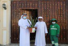 صورة بلدية دبا الحصن تختتم مشاركتها في فعاليات أسبوع التشجير الـ41