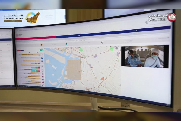 شرطة أبوظبي تعرض اختبار القيادة الذكي ضمن أسبوع الابتكار