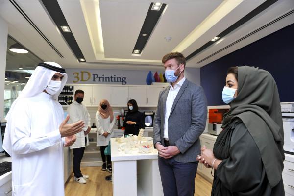 """""""صحة دبي"""" تتجه لتعزيز خدماتها الطبية بأحدث الأجهزة والتطبيقات الذكية"""