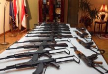 ضبط 190 قطعة سلاح ناري وتنفيذ 81 ألف حكم قضائي خلال 24 ساعة