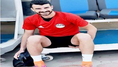 صورة طبيب المنتخب السابق يؤكد أن محمود متولي جاهز للعودة لمباريات