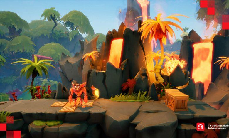 عرض جديد لـ Crash Bandicoot 4 يستعرض خصائص اللعبة على PS5 !