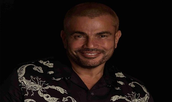 عمرو دياب يكشف سبب ظهوره برفقة إنجي كيوان في دبي