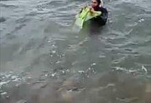 صورة غواص انتشل 7 ضحايا في حادث بحيرة مريوط: اليوم الأول كان الأصعب بسبب النوة