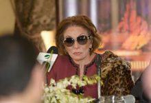 صورة فيديو.. لبنى عبدالعزيز: أنا امرأة حاولت إثبات وجودها أمام المجتمع