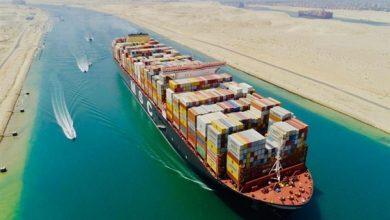 قناة السويس: خطة طموحة لتصدير الأسمنت من خلال السفن الكبرى لأسواق مختلفة