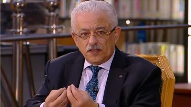 صورة وزير التعليم: الإعلان عن أجزاء من مقررات الترم الثاني يوم الثلاثاء
