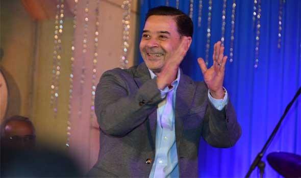 مدحت صالح يتألق في ليالي حفلات عيد الحب بالأوبرا