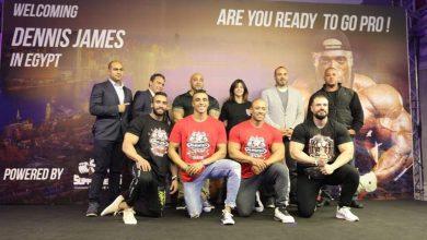 صورة مدرب بيج رامي: مصر مرشحة للفوز بميداليات ذهبية في بطولات عالمية لكمال الأجسام