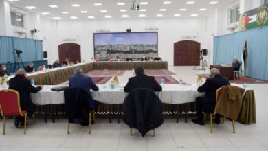 صورة مركزية فتح تؤكد التزامها بخوض الانتخابات كتلة واحدة