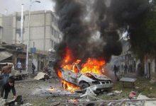 صورة مقتل 5 مدنيين وإصابة 13 آخرين في انفجار بسوريا