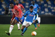 صورة تأهل تاريخي لغرناطة على حساب نابولي في الدوري الأوروبي