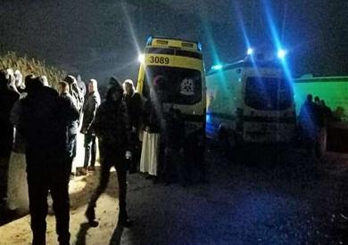 نيابة العامرية: حادث غرق مركب بحيرة مريوط وقع بأحواض استزراع سمكي