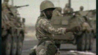 صورة شاهد.. بطولة البواسل بمعركة الخفجي وإقرار أمريكي بإنقاذ الحرس الو
